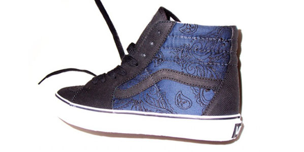 c5eaabdcc858 Here s the latest from the Vans Syndicate line featuring Los Angeles based  tatoo artist Mr. Cartoon. Mr. Cartoon s beginnings as a graffiti artist was  ...