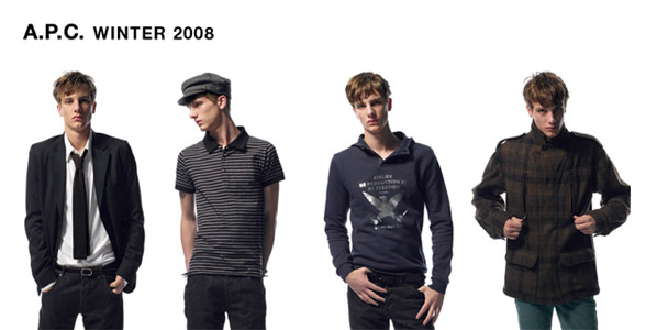 APC Winter '08 Collection