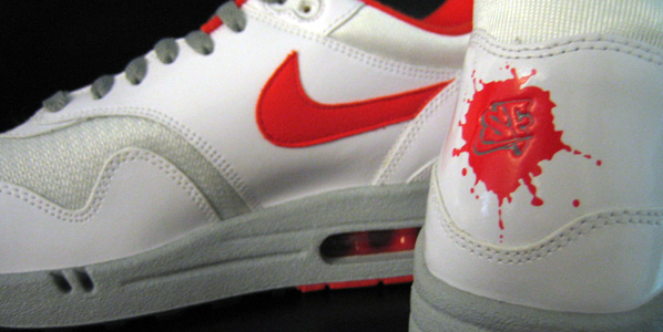 cf754b5f3e ... Air Max 1 iD. To mark the 2007 MLB All-Star Game, Nike has created this  special colorway originally intended for release at the Nike Town SF  Corporate ...