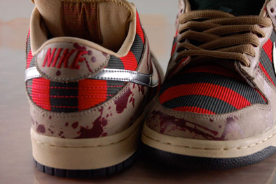 Nike SB 'Freddy Krueger' Dunk Low