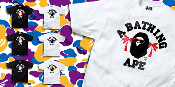 9bef4c10 A Bathing Ape Los Angeles Grand Opening Tee | HYPEBEAST