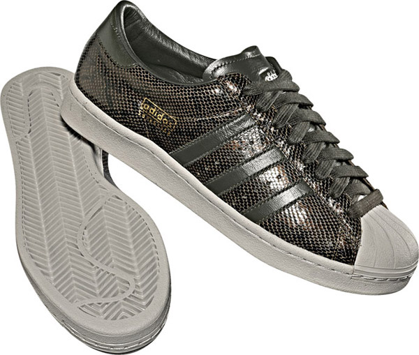 brand new a5dc5 6a7bd adidas Vintage Snakeskin Pack
