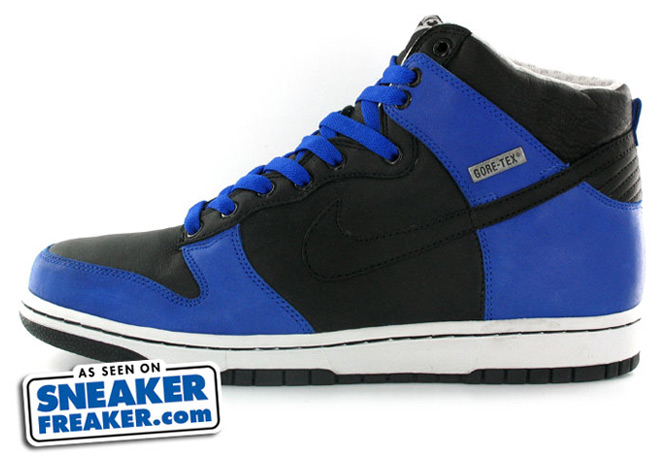 competitive price be3c7 acb0e Regardless of the conditions, these Nike Gore-Tex Dunk Highs will surely  get you through any trek without leaving you with cold wet feet.