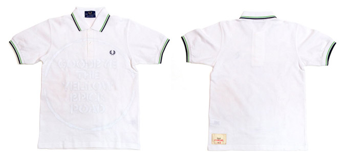 celux x fred perry polos