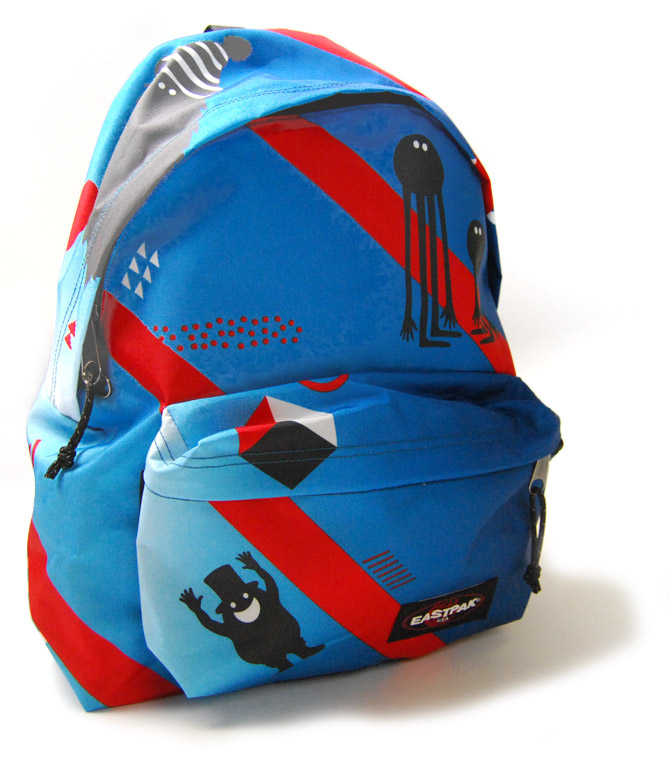 eastpak 2008 spring collection