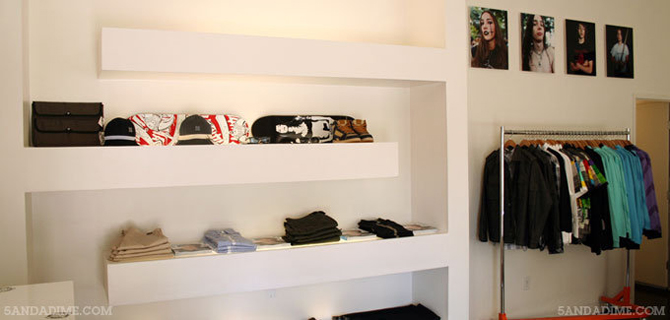 in4mation x 5a dime pop store grand opening