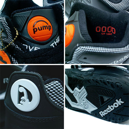Reebok Pump Slam Dunk Contest Anniversary Pack - Reebok comes off a...