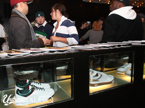 undercrown x ubiq march madness event