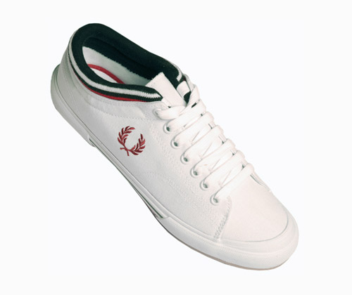 fred perry 2008 spring footwear collection