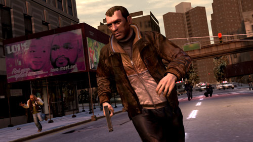 review rock star games grand theft auto iv