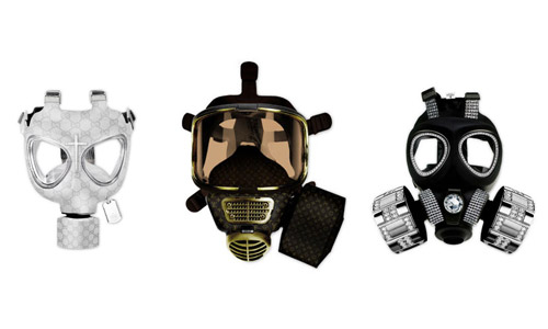 Gucci | Louis Vuitton x Diddo Velema Gas Masks | Hypebeast :  gucci hypebeast vuitton masks