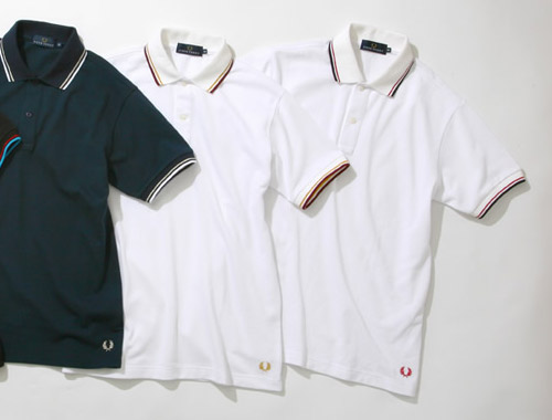 Head Porter Plus x Fred Perry Polo Shirt
