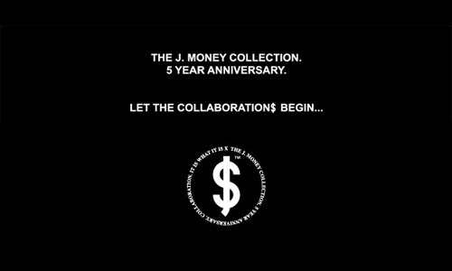 The J.Money Collection 5 Year Anniversary