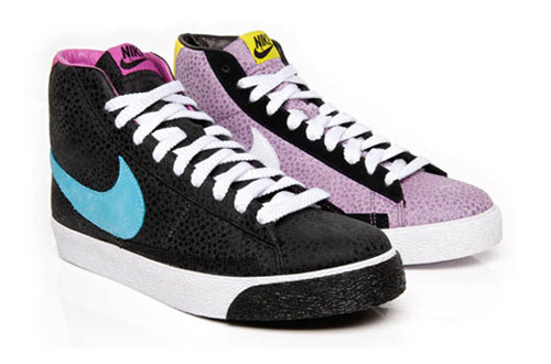 The DQM x Nike Blazer drew a decent amount of buzz when it was revealed
