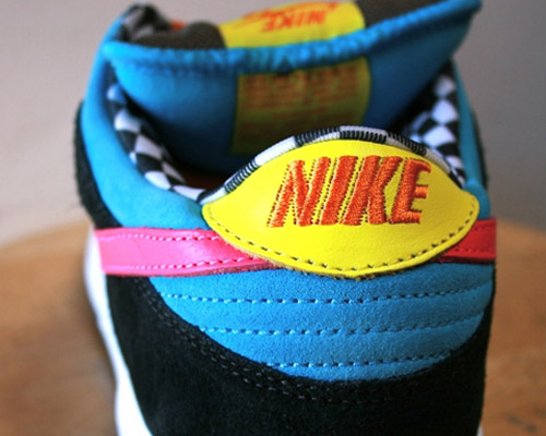 nike dunk sb 720 degrees