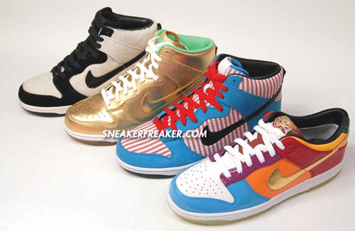 "quality design 6915e 16fbc Here is the ""Japanese City"" Pack from Nike which includes the Osaka Dunk,  Fukuoaka Dunk, Nagoya Dunk, and Tokyo Dunk, each representing a landmark  feature ..."