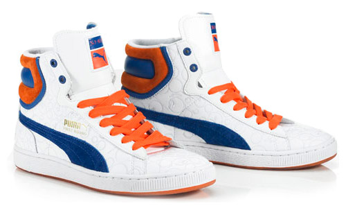 a8c2d9731513 ... No Mas is continuing their collaboration with Puma. The latest drop in  the sports inspired brand s First Round Lottery saga will be a New York  Knicks ...
