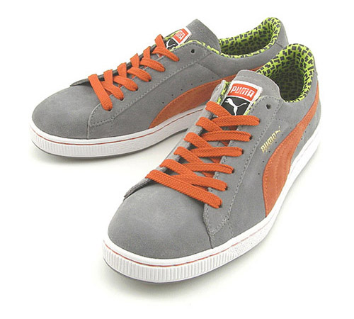 Following up on audaciously colored Disc Blaze comes a more subtle  rendition from Puma in the ... 5ade65584