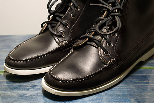 rogues gallery deck shoe boot