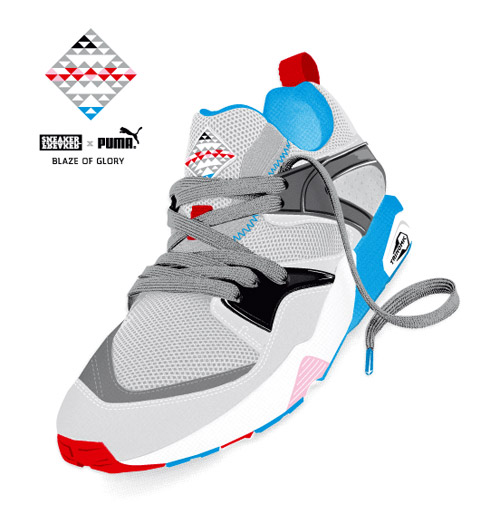 Sneaker Freaker x Puma Blaze of Glory Launch Party