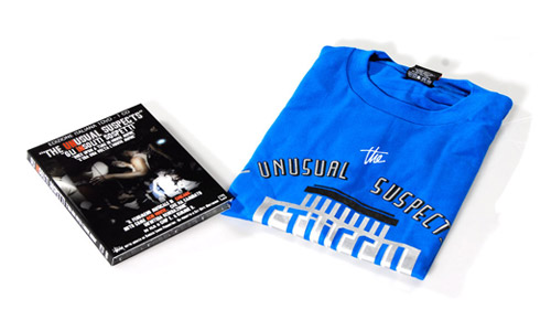 The UnUsual Suspects x Stussy
