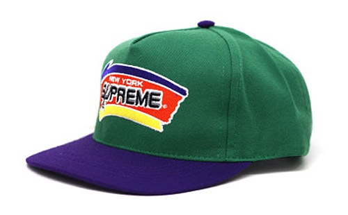 b964ec1dc10ae7 Supreme has just released their Western Conference Caps. This cap comes in  4 colorways: white, black, green, and blue. The cap includes a graphic very  ...