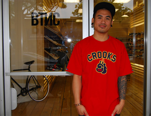 crooks castles 2008 summer collection lookbook