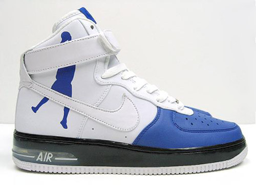 Rasheed Wallace has been a dedicated follower to the Air Force 1