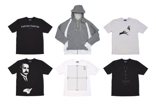 staple 2008 spring collection latest release