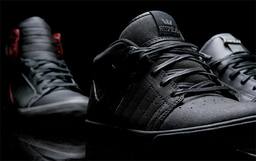 designer fashion 06aca 94b0d Skateboarding footwear company, Supra, just recently came out with some new  shoes, the Supra Tuf. The Supra Tuf comes in all black and as the name  sounds, ...