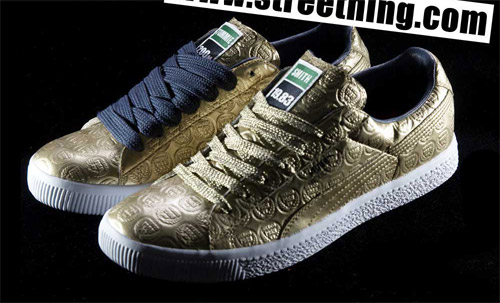 buy online 0937d 58d7f Tommie Smith x Puma Clyde | HYPEBEAST