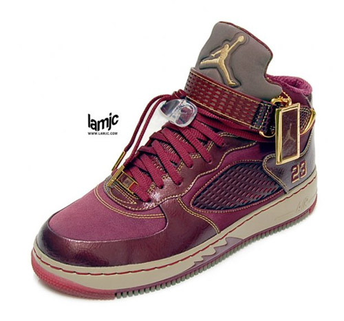 Air Jordan Wine And Grind Hypebeast