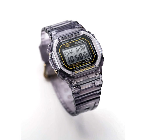 Casio G Shock Classic White Band Youth Culture Mens Watch # AW591SC