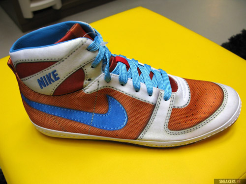 Nike Fall/Winter 2008 preview