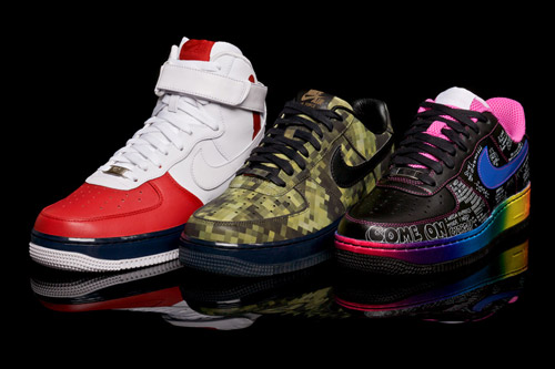 nike air force. Nike Air Force 1 – 1World