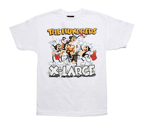the hundreds x xlarge pack