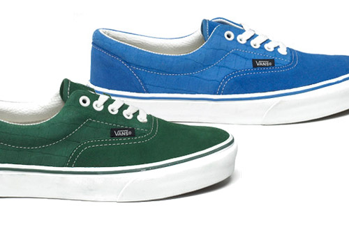 vans era crocodile