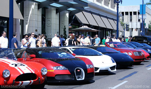 hypebeast presents 5a dime gumball 3000 day 2