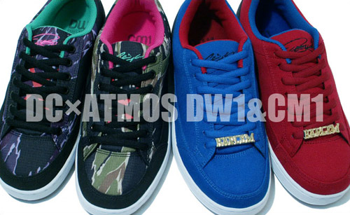 atmos x dc shoes new yorktokyo pack