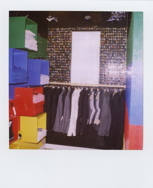 Band Of Outsiders Lego Installation Hypebeast