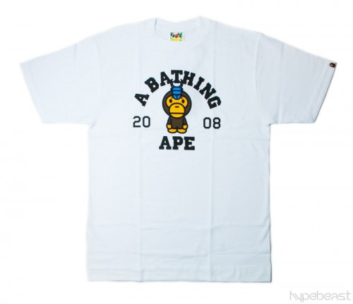 bape 2008 springsummer collection august release 2