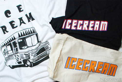 bbc ice cream 2008 fallwinter collection august release