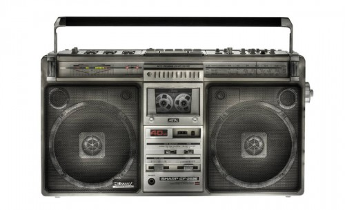 the boombox project