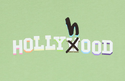 clot hollyhood tee