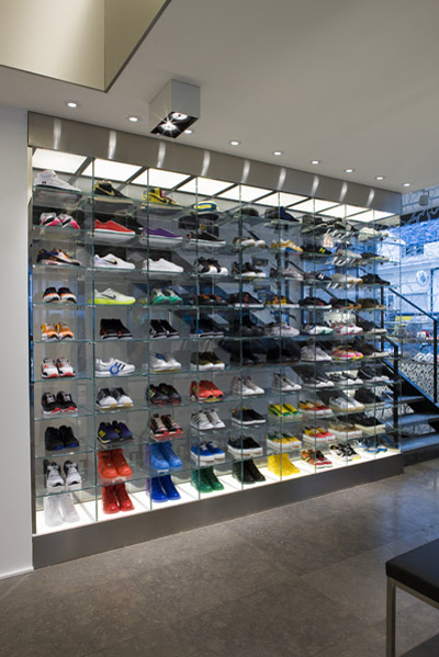 renovated colette store by wonderwall