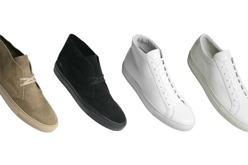 common projects 2008 fallwinter collection