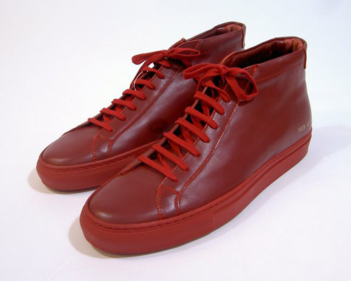 common projects 2008 fallwinter collection 2
