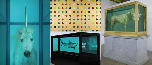 damien hirst beautiful inside my head forever auction