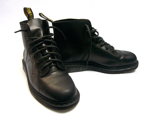 dr martens 7 hole boot 2008