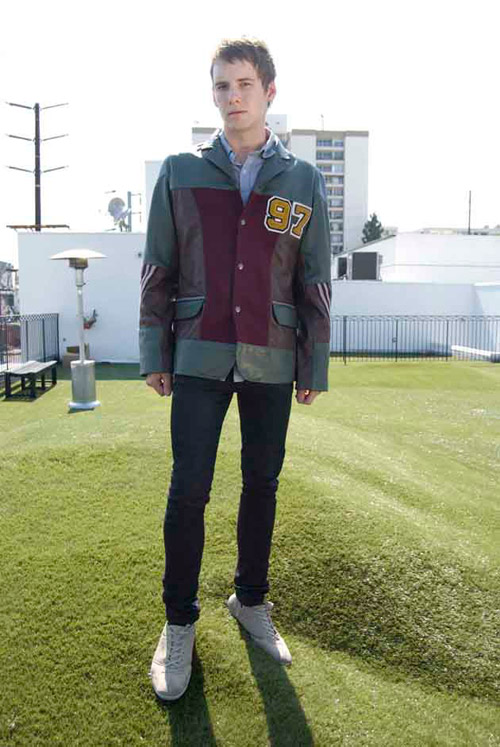 dr romanelli 2008 fallwinter vintage college bomber collection